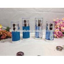 20ml 30ml 60ml Double Tube Plastic Airless Bottle