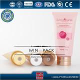 2015 new fashionable cosmetic plastic tube,personal care tube,aluminum tube