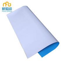 Papier peint à tableau blanc amovible effaçable à sec