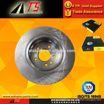 Para el sistema de freno de BMW freno de disco rotor de piezas de automóviles