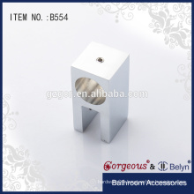 bathroom suspension clamp/shower tube connector