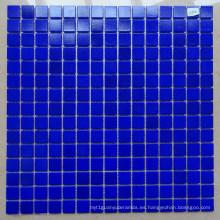 Azulejos mosaico Mosaico de cristal azul para piscina