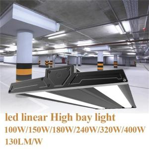 125lm / w LED Linjär High Bay Light 100W