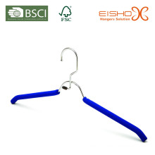 Eisho Metal Rubber Fiam Coat Hanger
