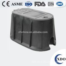 IT002 1/2 Zoll Kunststoff Propen Polymer Outdoor-Wasserzähler schützen Box