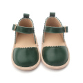Sand Green Baby Dress Shoes Summer Baby Sandals