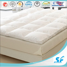 Microfiber Polyester Mattress Topper for Hotel