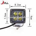 Rectangle high intensity led stainless steel 10-30v voltage work light