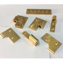 Mecanizado de precisión CNC repuestos para industria