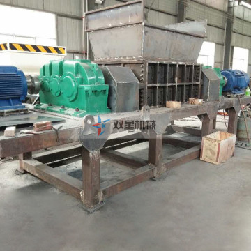 Industri Scrap Shaft Daur Ulang Single Shaft