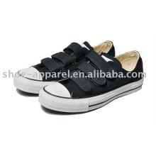 zapatos de moda de lona para niños