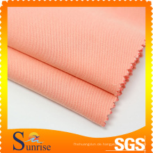 Polyester Double Face Baumwolltwill (Peach) (SRSCT-045)
