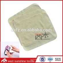 Высокое качество микрофибры мобильный телефон ЖК-экран чистки ткани фирменных