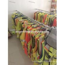 Jogging Running Cycling Sport Vest Safety Warming Vest Reflective