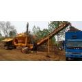 Broyeur à bois efficace / broyeur à marteaux à copeaux de bois