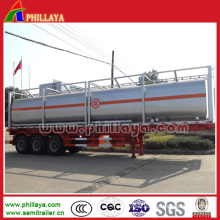 Large Capacity Chemical Tanker for Trailer