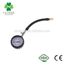 rubber tube Tire Pressure Gauge