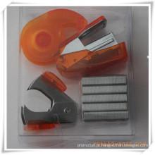 Artigos de papelaria da caixa do PVC ajustados para o presente relativo à promoção (OI18005)