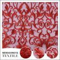 Logotipo personalizado Diferentes tipos de encaje tejido de punto de fiesta
