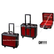 Nueva llegada de aluminio carretilla equipaje por mayor fabricante