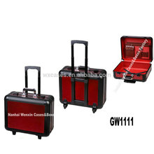new arrival aluminum trolley luggage wholesale manufacturer