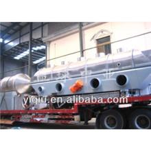 PE de vibración secador de lecho fluidizado
