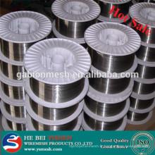 Fil d'acier inoxydable de haute qualité à faible prix fabriqué en Chine