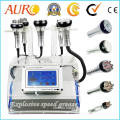 Multipolar RF 40k Cavitation vacuum Liposuction Slimming Beauty Equipment