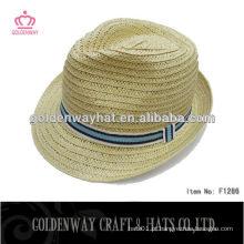 Decoração 100% chapéu de artesanato de papel
