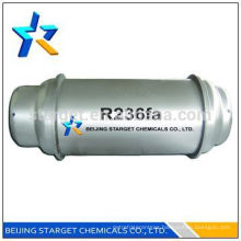 Refrigerant gas HFC-236fa on sale