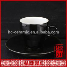 HCC turkish tea cup and saucer
