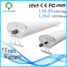 Waterproof 30W LED Tri-Proof Linear Light with 5 Years Warranty