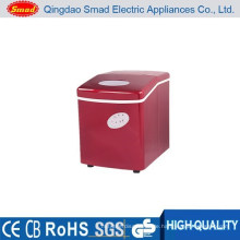 HZB-15A silver color home portable ice maker with ETL