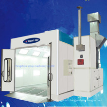 European Standard Auto Spray Car Paint Booth Maintenance Equipment
