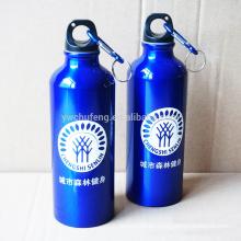 Botella de agua plástica libre de BPA de la boca ancha de la venta caliente de los deportes