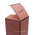Специальная бумажная упаковка для упаковки парфюмерии упаковка для духов