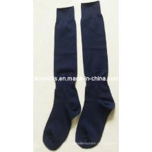 Нейлон высокого качества мужские футбольные носки для продажи