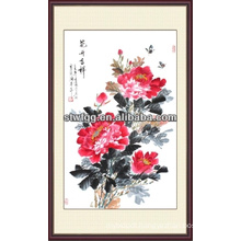traditional chinese decorative painting