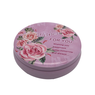 Gift Scented Travel tin Custom logo Lilin
