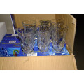 Copa de vidrio de alta calidad Copa de cerveza Copa de beber conjunto Kb-Hn0282
