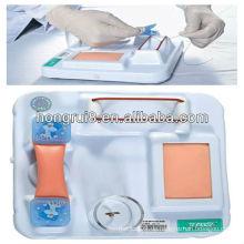 2013 Fortgeschrittene Umfassende Chirurgische Fähigkeiten Trainingsmodell Komplizierte Naht