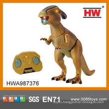 New Design Infrared 48CM 2CH RC Robot Dinosaur Toys With Light And Sound