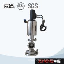 Stainless Steel Sanitary Tank Bottom Diaphrgam Valve (JN-DV1014)