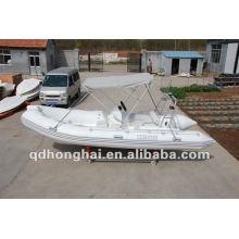 2013 nuevo barco barco de casco rígido de RIB520c