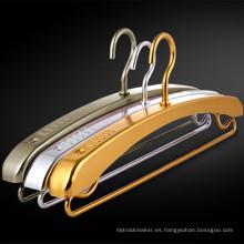 2015 nuevo estante del metal del estante del abrigo de la capa de la aleación de aluminio