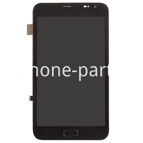 n7000 screen with frame black