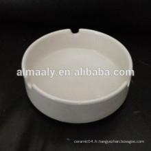 Astray en porcelaine blanche
