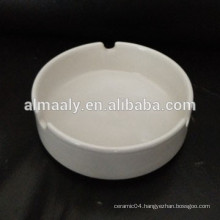 porcelain white cheap ashtray