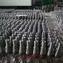 Mecanizado de piezas de varilla de pistón cero del cuerpo de la bomba