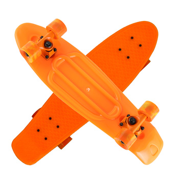 Pro New Plastic Penny Complete Cruiser Skateboard